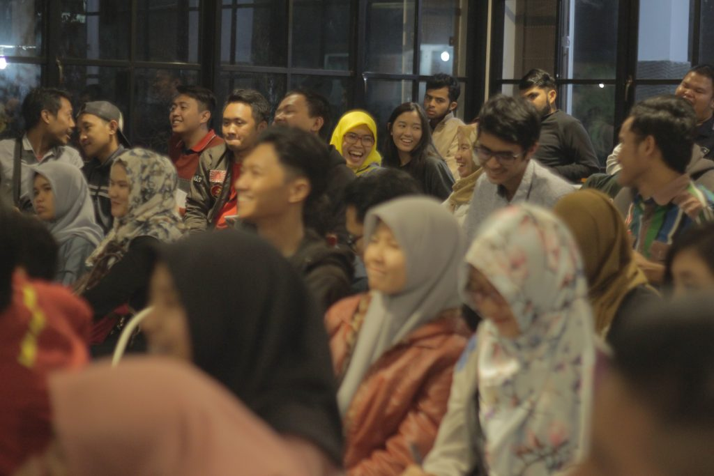 Roadshow #8 Pahlawan Digital di Ngalup Coworking Space