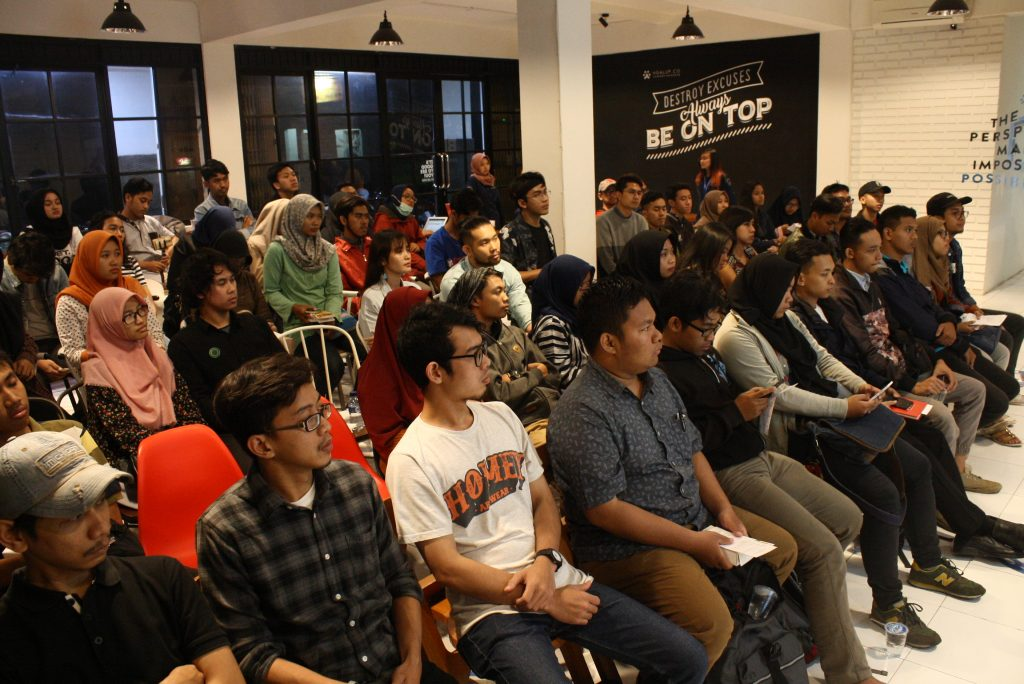 Roadshow #7 Pahlawan Digital di Ngalup Coworking Space